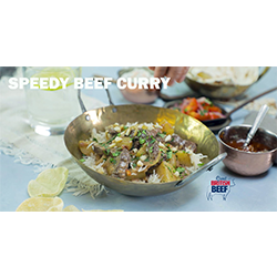 Beef curry image