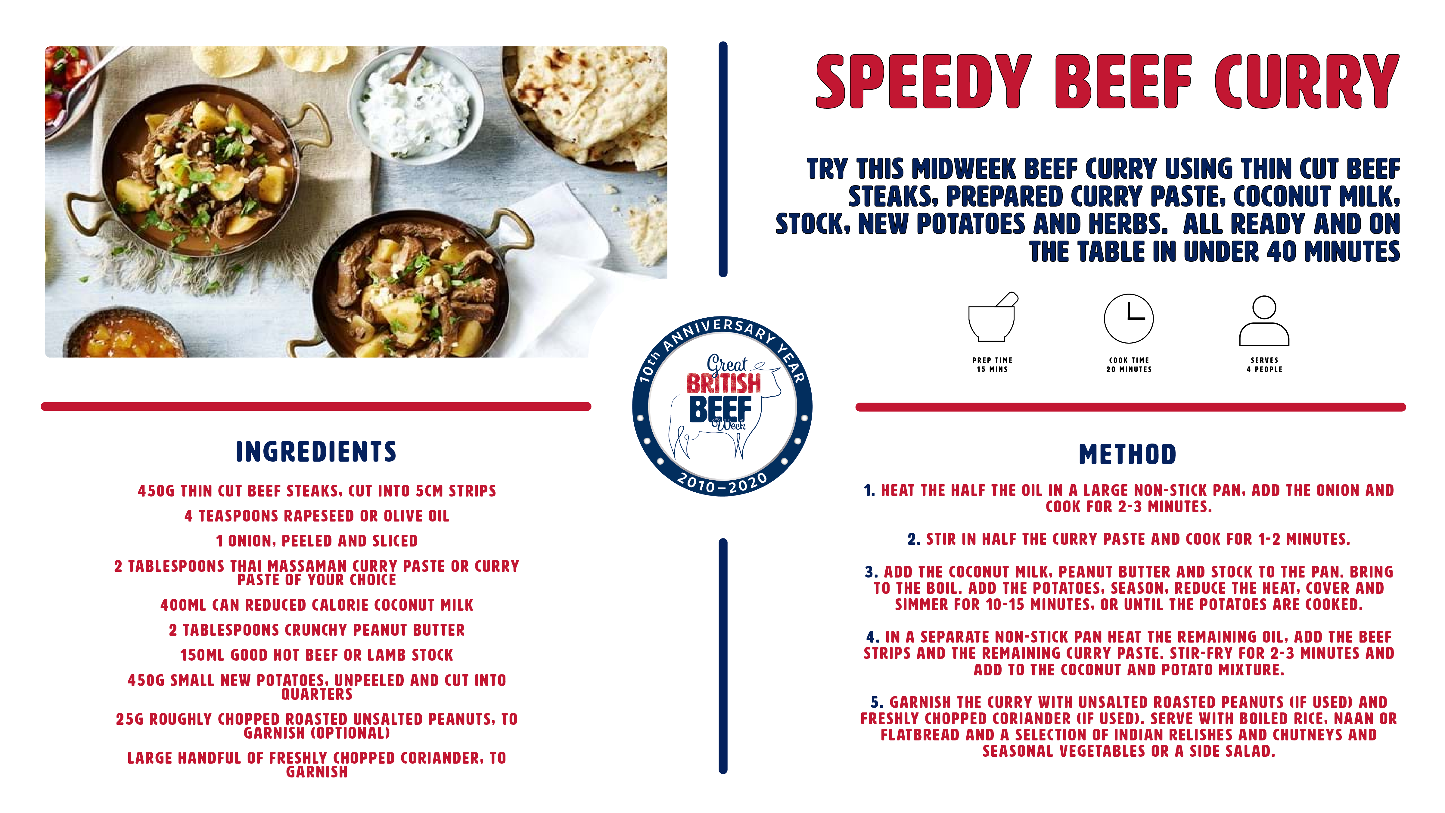 GBBW2020  Speedy Beef Curry recipe card