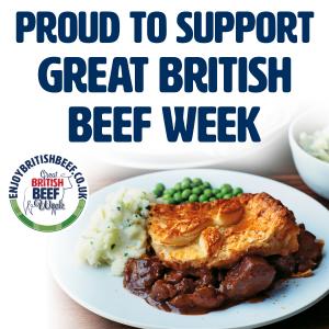 Supporting GBBW (Steak and Kidney Pie)