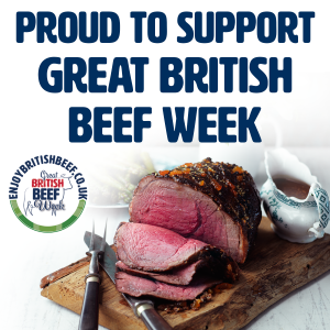 Supporting GBBW (Roast Beef)